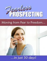 Audio Course: Fearless Prospecting