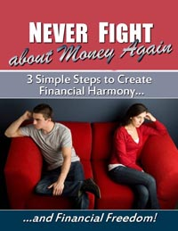 Speaker Topic: Never Fight About Money Again