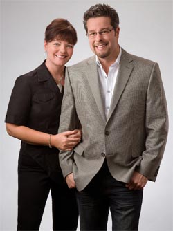 Nancy Roberts and Chris Kenney, Co-Owners Universal Insights, Inc.